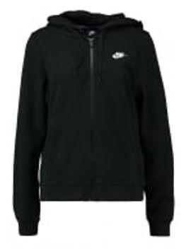 Felpa Aperta   Black by Nike Sportswear