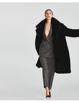 double--breasted-check-blazerouterwear-&-jackets-sale-woman by zara