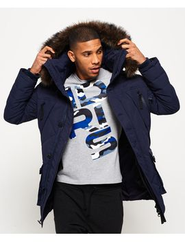 Shoptagr | 1st Ad Down Quilted Parka Jacket by Superdry : quilted parka jacket - Adamdwight.com