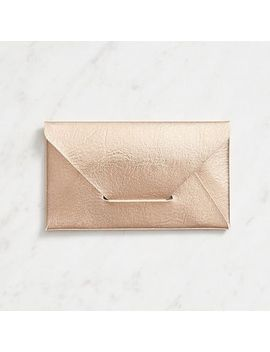 Shoptagr rose gold business card holder by paper source paper source rose gold business card holder colourmoves